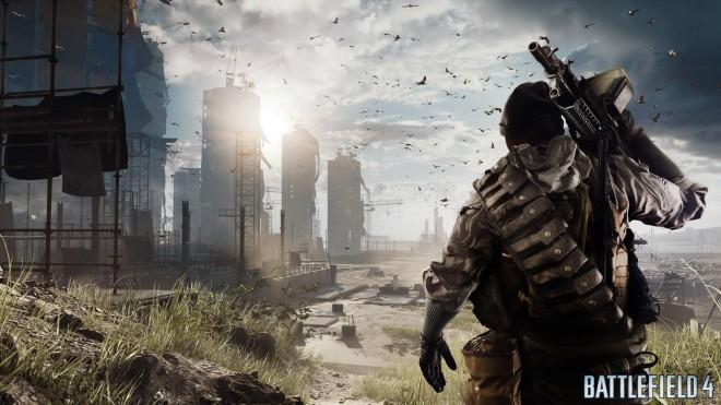 Battlefield 4 Video Game