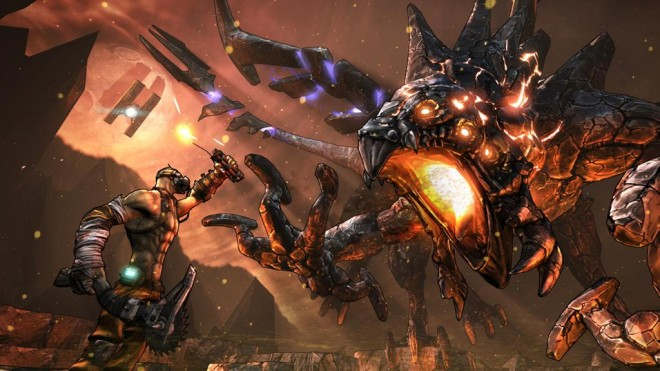 Borderlands 2 - Krieg The Psycho DLC Now Available, Xbox 360
