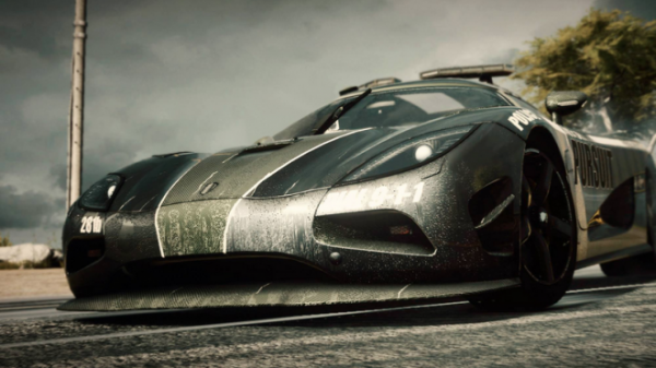 , EA Teases Next-Gen Need for Speed, MP1st, MP1st