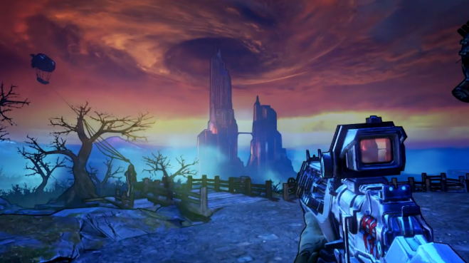 Borderlands 2 - Assault on Dragon's Keep DLC Weapons