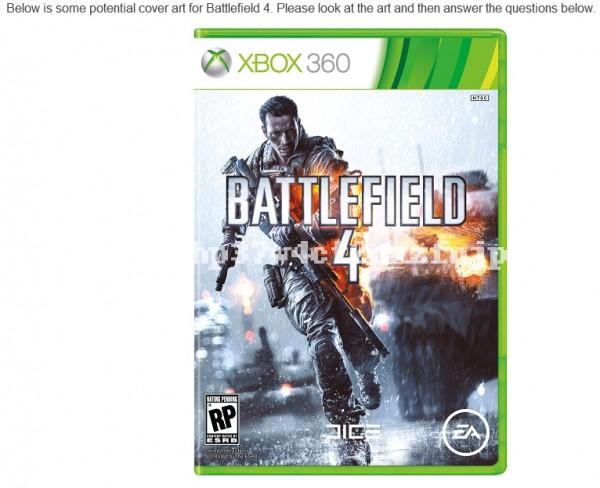 , Battlefield 4 Survey Contents Revealed – More on BF4 Multiplayer, MP1st, MP1st