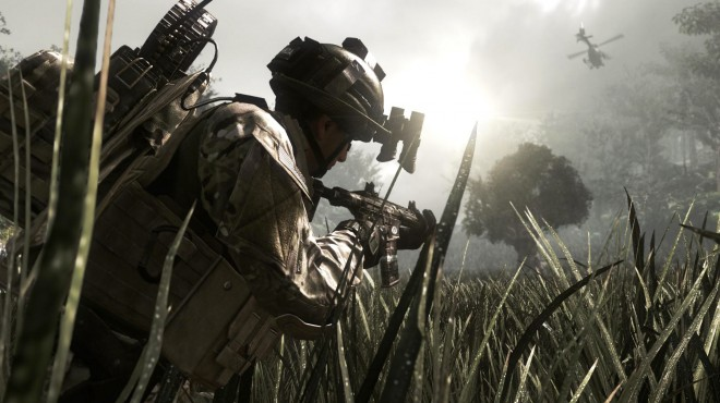 Call of Duty: Ghosts Multiplayer To Be More Interactive and Asymmetrical