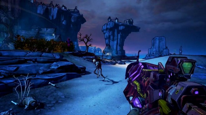 Borderlands 2 – First Images Of Tiny Tina's Assault On Dragon Keep DLC Emerge