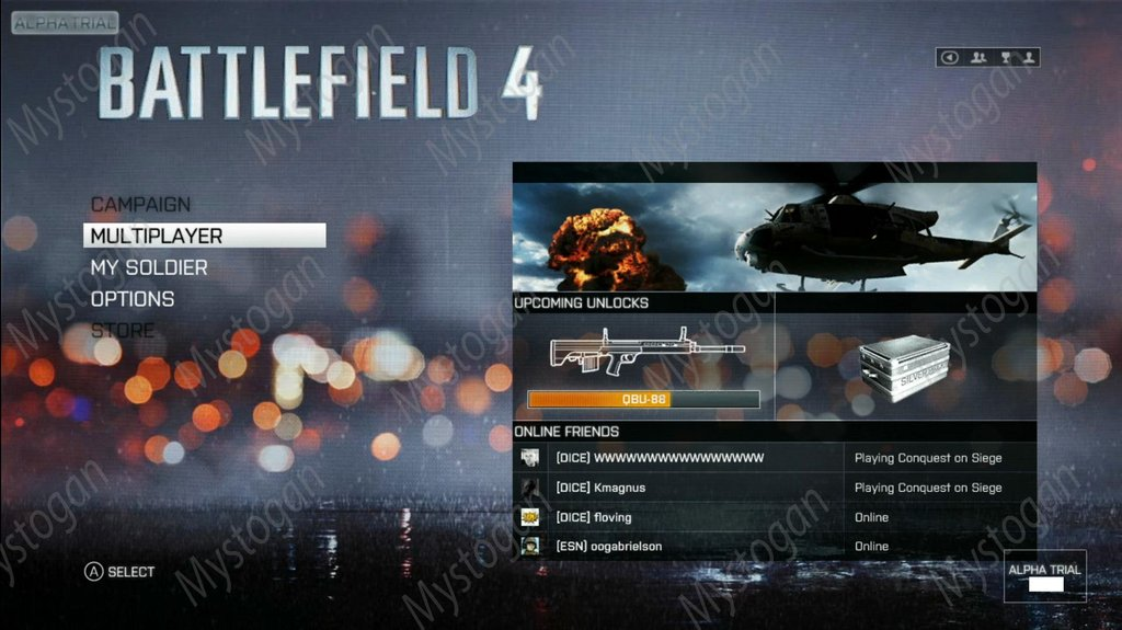 Rumor - Battlefield 4 Multiplayer Will Have Working