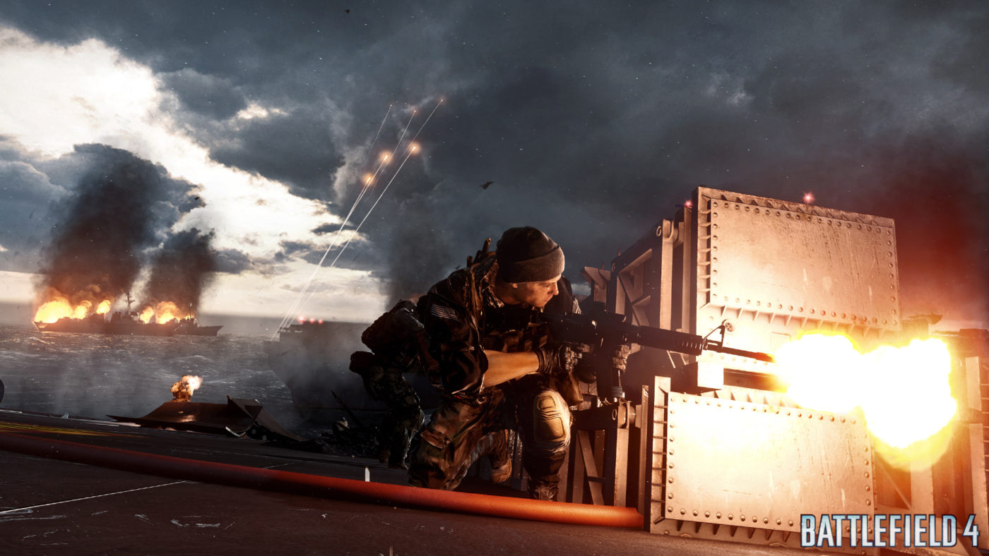 E3 2013 new battlefield 4 multiplayer trailer shows - Bf4 wallpaper ...