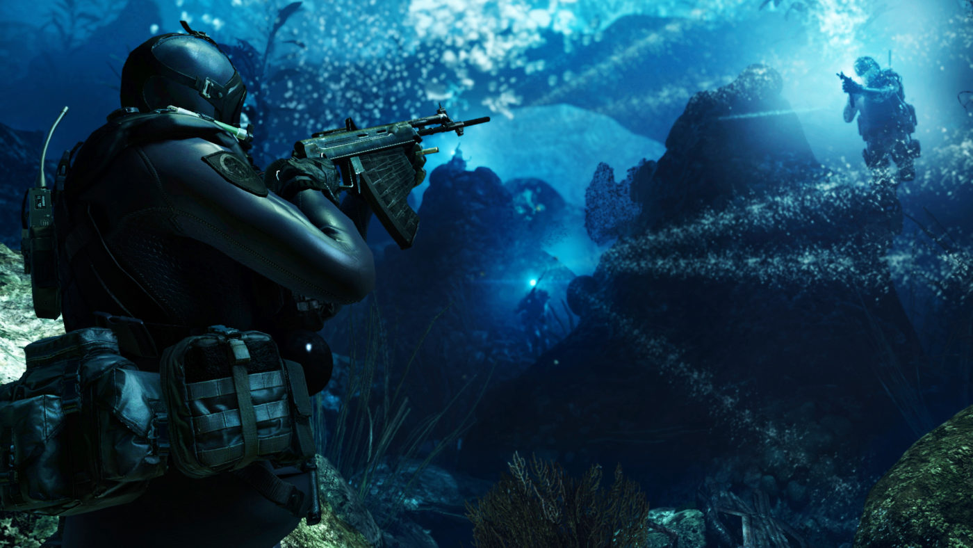 Call of Duty: Ghost будет очень красивой на ПК