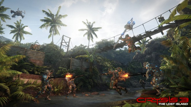 Crysis  Lost Island Review
