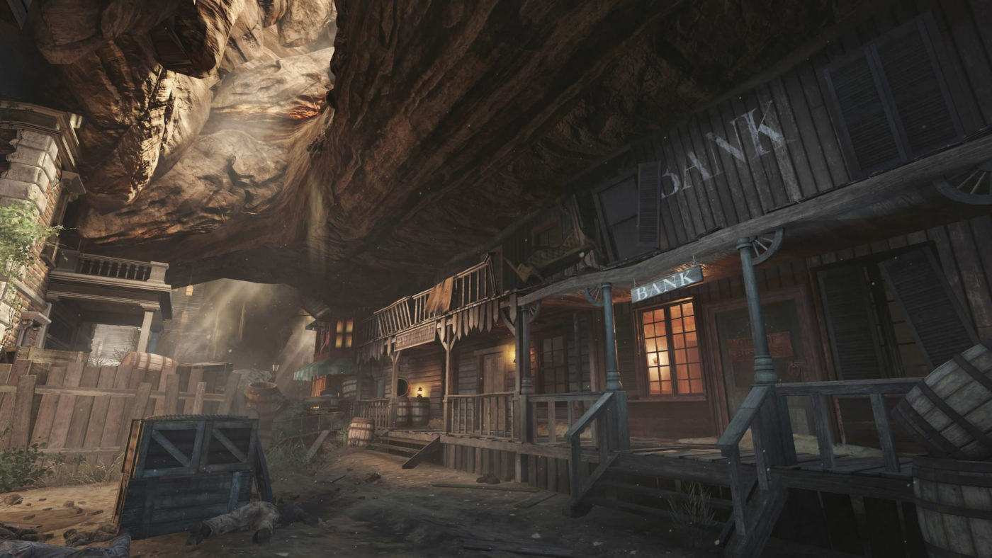 Black Ops 2 Vengeance DLC Now Live on Xbox 360, New Screens, Double on