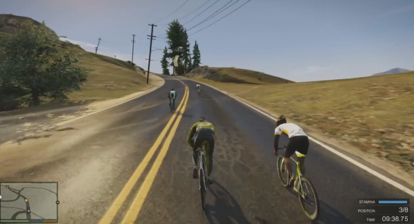 gta biking