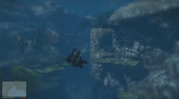 gta diving