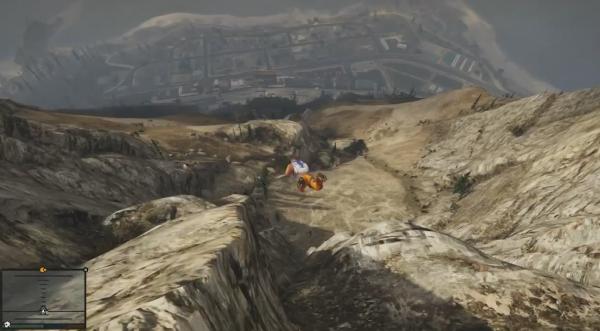 gta skydiving
