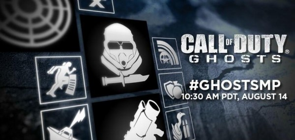 , Call of Duty: Ghosts – Infinity Ward Teases Create-A-Class, MP1st, MP1st