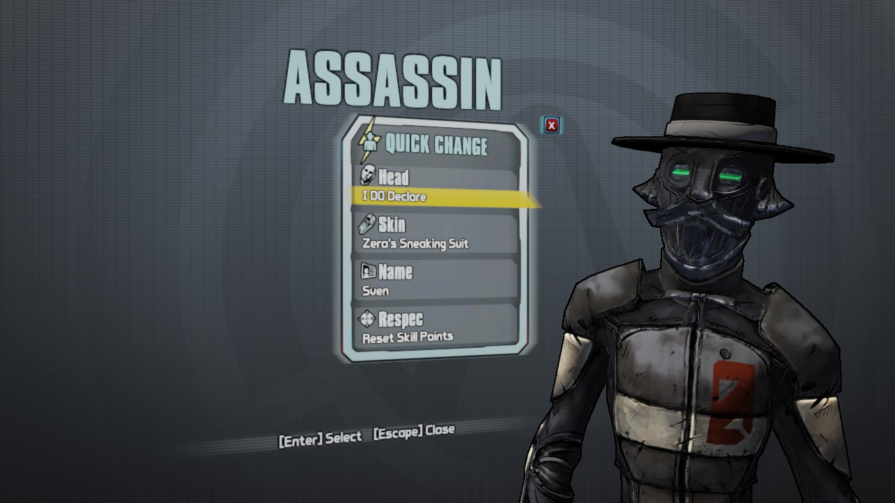 Borderlands 2 - Preview Of New Loot And Legendary Class Mods To Come