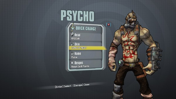 , Borderlands 2 – Preview Of New Loot And Legendary Class Mods To Come, New Customization Items Outed, MP1st, MP1st