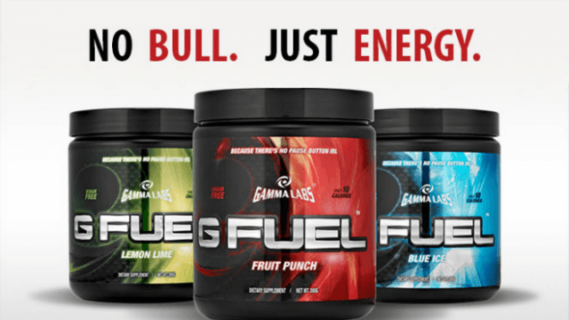 Gamma Labs G Fuel Product Review Mp1st