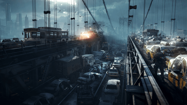 , These New The Division Screens Look Better Than Real Life, MP1st, MP1st