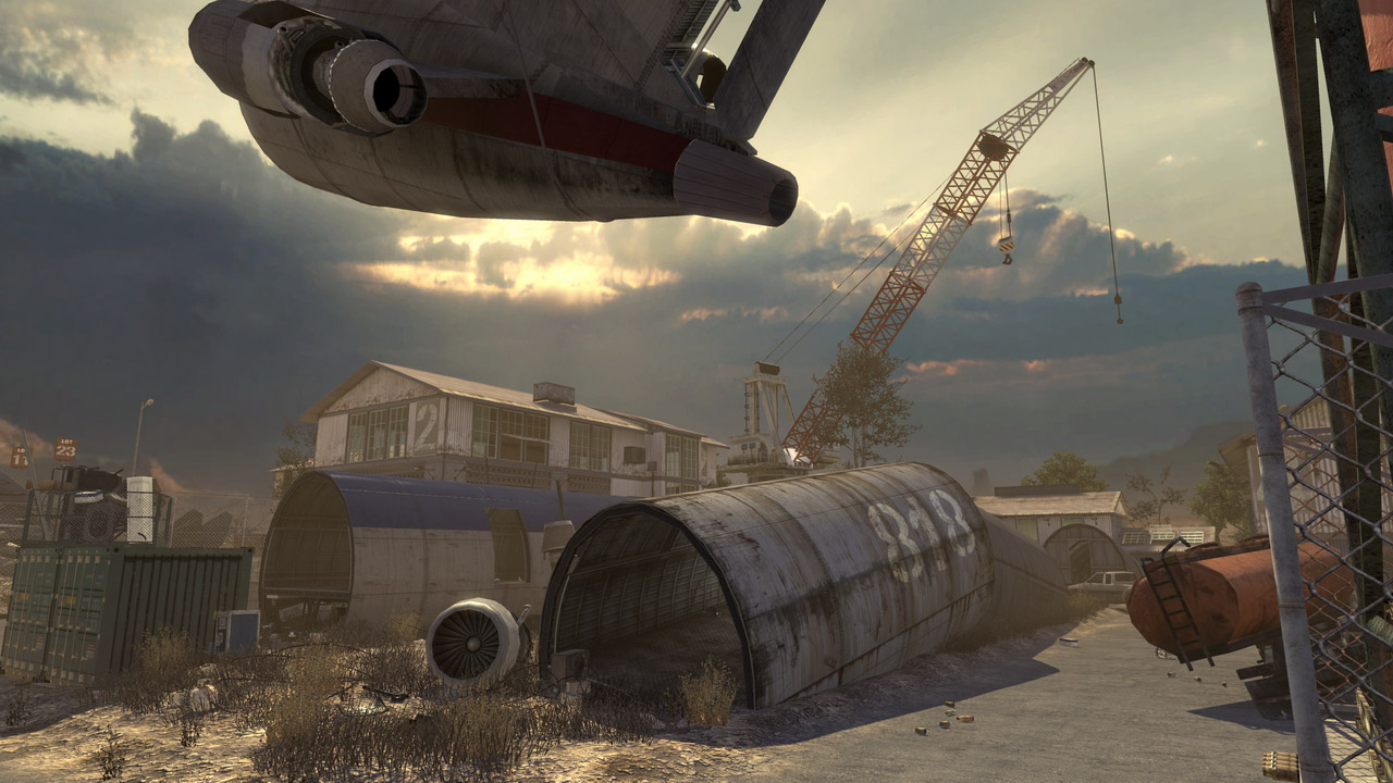 Call of Duty: Ghosts DLC Map Inspired By Modern Warfare 2 ...