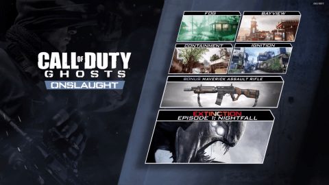 Call of Duty: Ghosts Onslaught DLC Free Trial Coming to PSN This Weekend