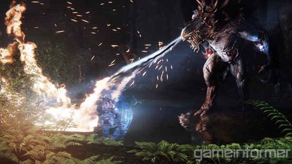 , Evolve – First In-Game Images and Concept Art of the Goliath Surface, MP1st, MP1st