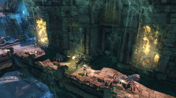 , Lara Croft And The Guardian Of Light Now Available For Fee For Xbox Live Gold Members, MP1st, MP1st