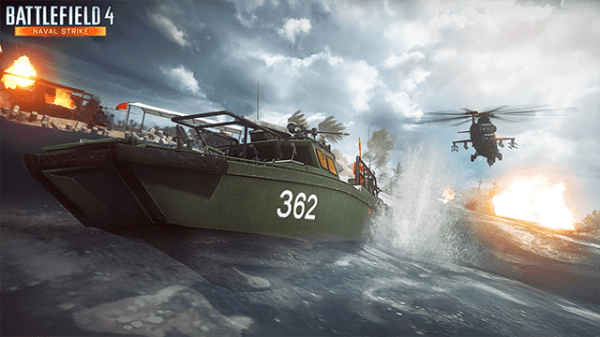 , Battlefield 4 Naval Strike – First Look, ARX 160 Assault Rifle Spotted, MP1st, MP1st