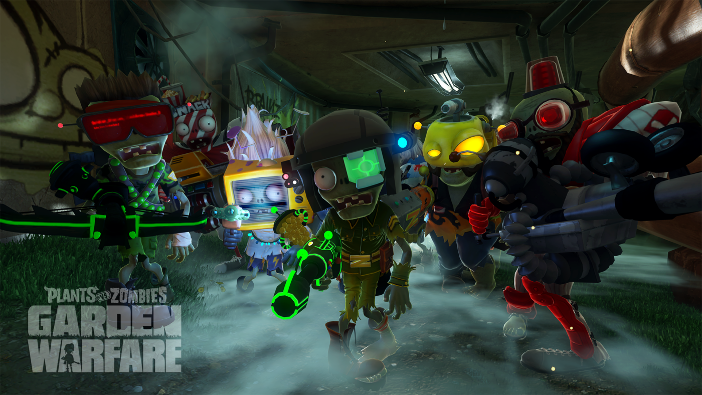 Pvz Garden Warfare Popcap Increases Level Cap And Coins