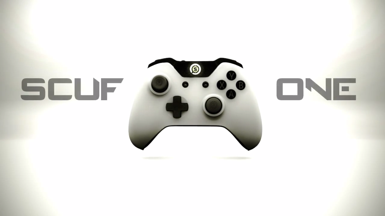 Scuf Gaming Introduces The Quot Scufone Quot Xbox One Controller
