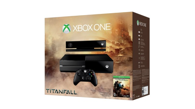 Xbox One Titanfall Bundle Xbox One Titanfall Bun...
