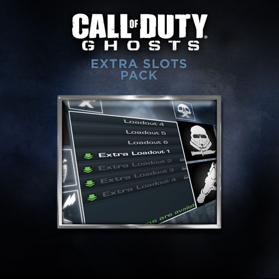 New Call of Duty: Ghosts Personalization Packs Include