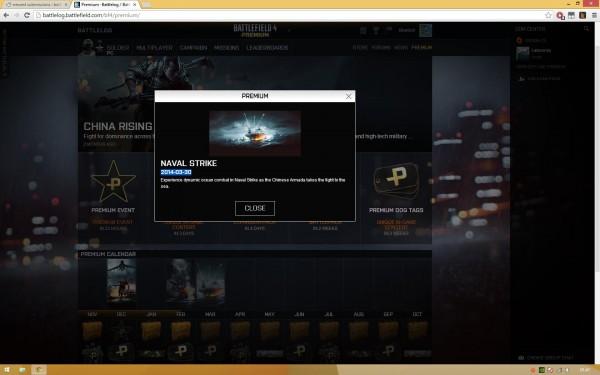 , Battlefield 4 Naval Strike DLC Detailed, Titan Mode Returns, Second Assault Drops Feb. 18, MP1st, MP1st