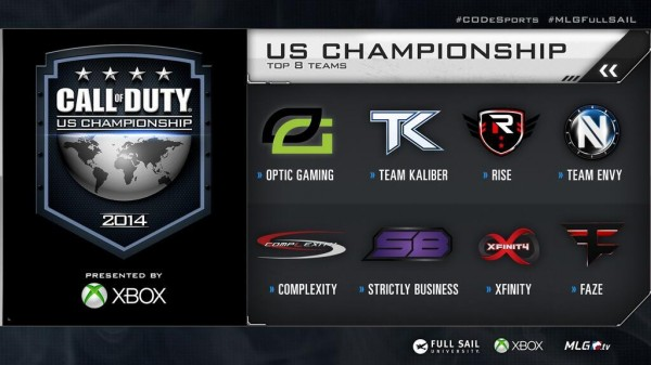 , MLG Call of Duty US Championship Results and Recap, MP1st, MP1st