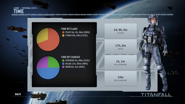 , Titanfall's First Generation 10 Pilot Emerges, MP1st, MP1st
