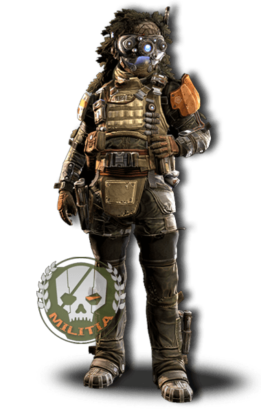 Check Out Titanfall's Pilot Classes, Weapons, Ordinance ...