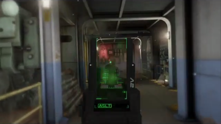 COD: Ghosts - Infinity Ward Teases New Weapon and Map For Season