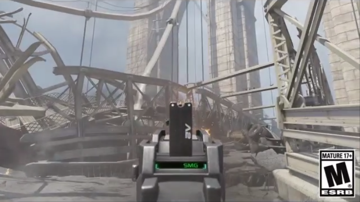 COD: Ghosts - Infinity Ward Teases New Weapon and Map For
