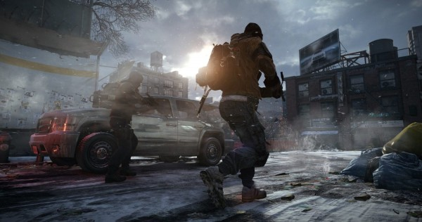 The Division 2013 Screen