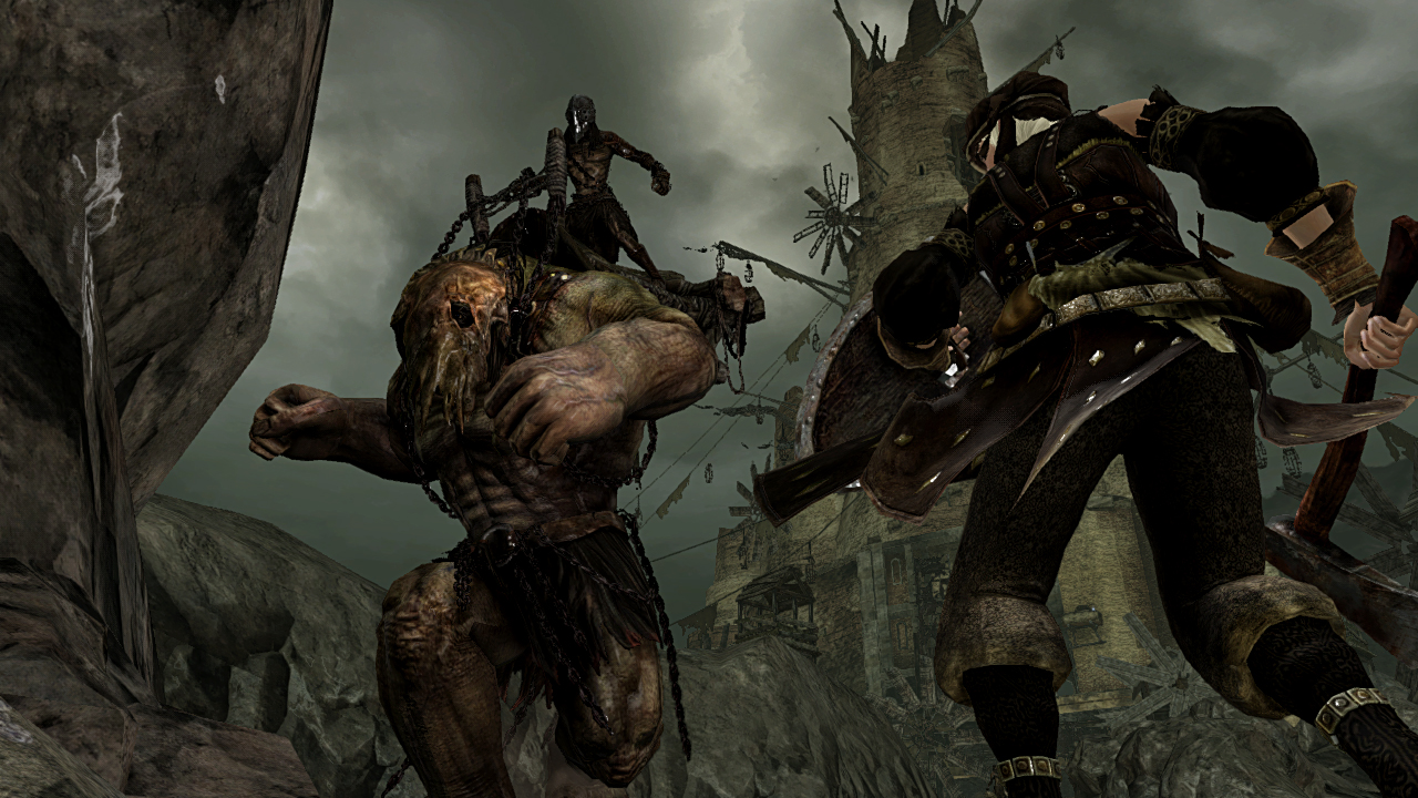 Dark souls launches on pc new trailer mp st