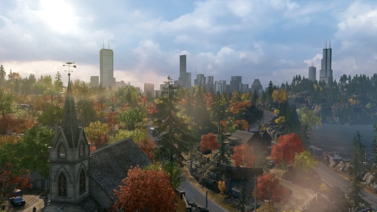 Watch Dogs on PC Looks Stunning With Latest NVIDIA Tech New Video