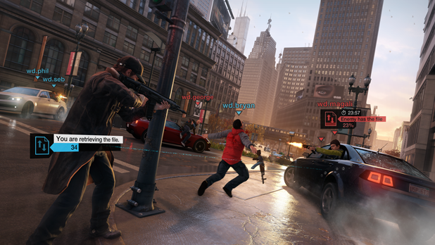 Watch These Guys Drive Through Watch Dogs Chicago Map From End To