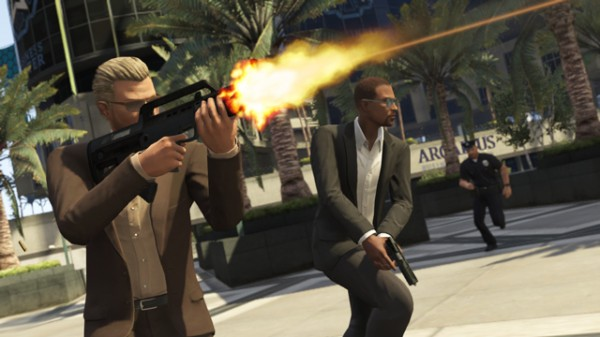 , GTA Online High Life Update Allows Ownership Of Multiple Properties, Heists Coming This Spring, MP1st, MP1st