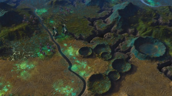 , 2K and Firaxis Announce Civilization: Beyond Earth, It's Civ in Space, MP1st, MP1st