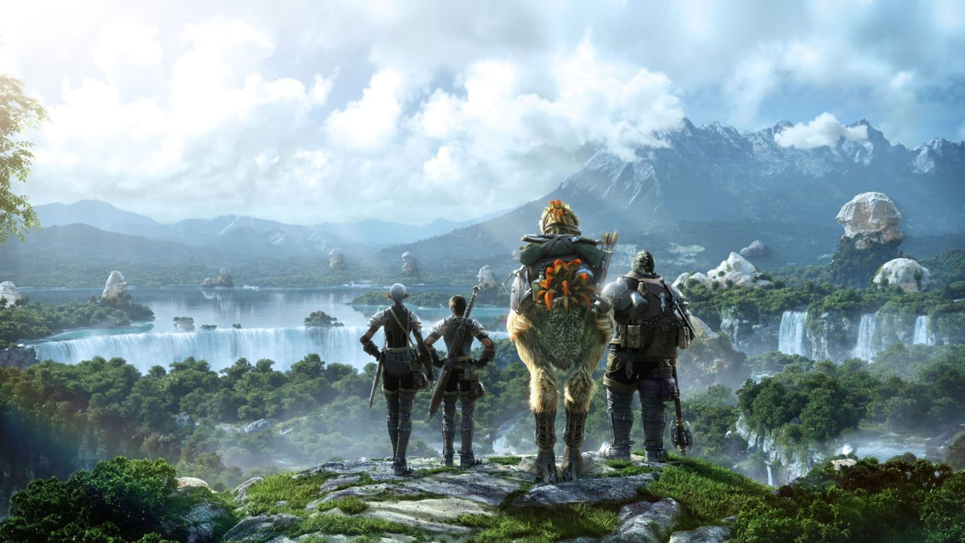 The Road to 30: A Leveling Guide for Final Fantasy XIV - MP1st