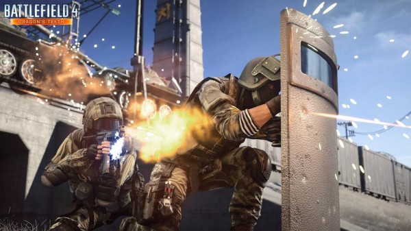 , First Official Screen of Battlefield 4 Dragon's Teeth DLC, Footage Later This Week, MP1st, MP1st