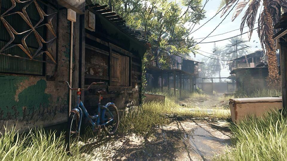 call of duty ghosts invasion dlc favela map preview mp1st