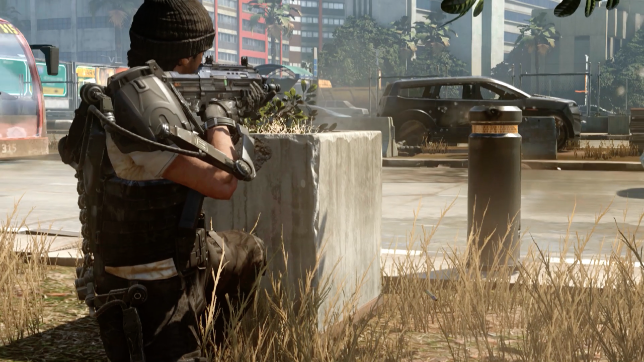 In call of duty ghosts again follow the link to learn more