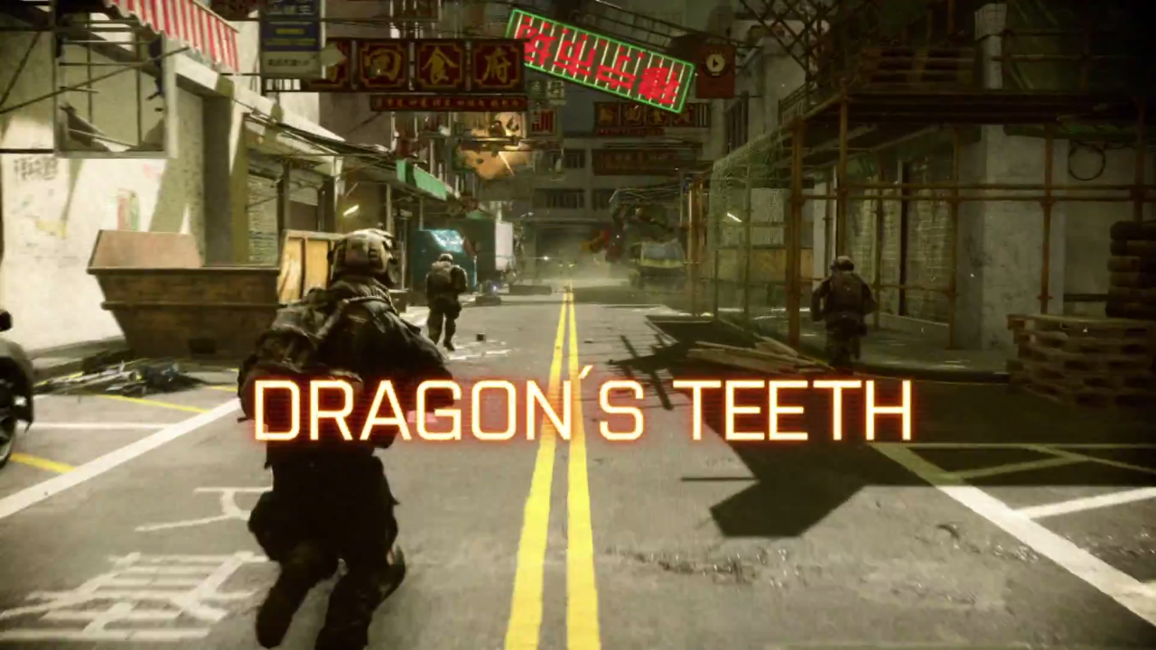 New Battlefield 4 Premium Video Shows Off Dragons Teeth