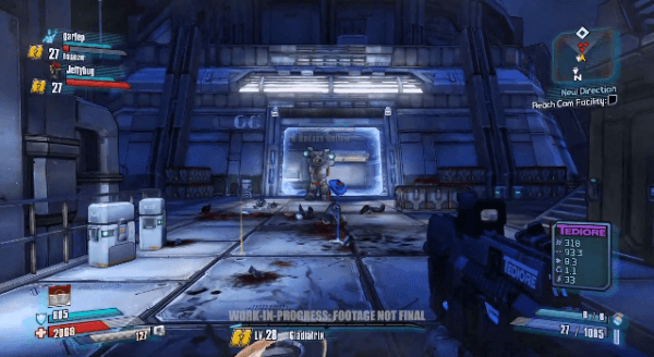 , 15-Minute Borderlands: The Pre-Sequel Video Commentary Shows Off New Gameplay, Currency, Vehicles And More, MP1st, MP1st