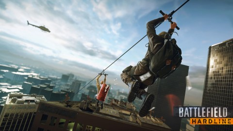 Visceral GM Confirms No Rush In Battlefield Hardline – 9 Maps and 7 Game Modes At Launch