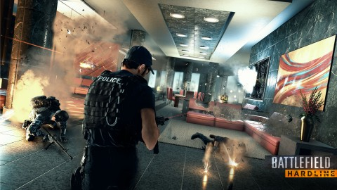 Battlefield Hardline Delayed Because It Didn't Feel Like a True Cops and Robbers Game, Says EA EVP