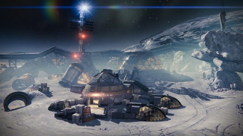 Bungie Will Send Players to the Moon on Last Day of Destiny Beta